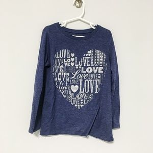 CHILDREN'S PLACE | long sleeved top